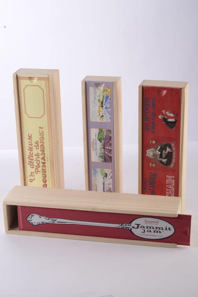 Schachtel für Stifte