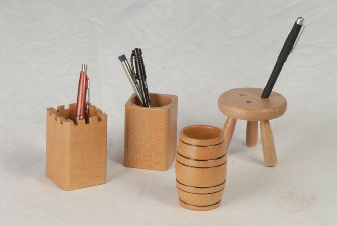 Drvene kutije za olovke