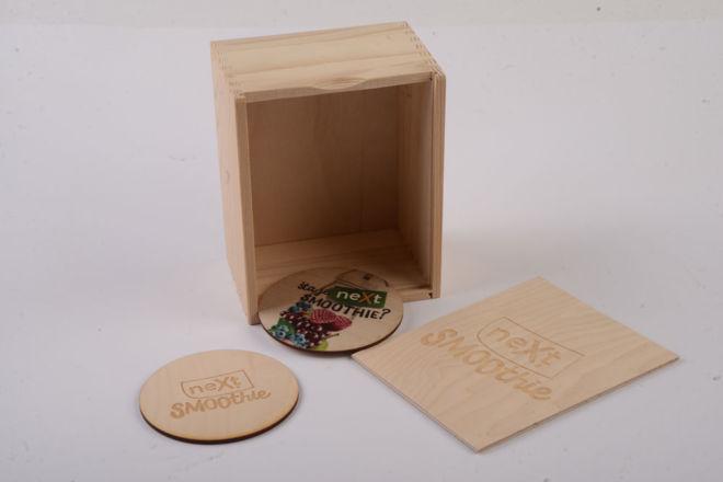 Schiebedeckelbox