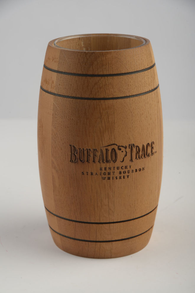 WOODEN COCKTAIL GLASS