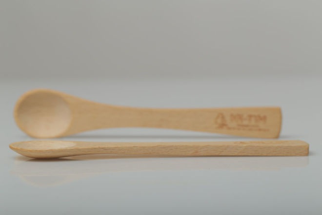 WOODEN SMALL SPOON