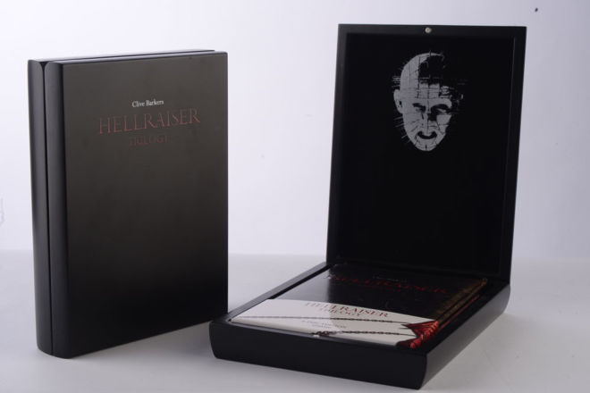 drvena kutija hellraiser za media book