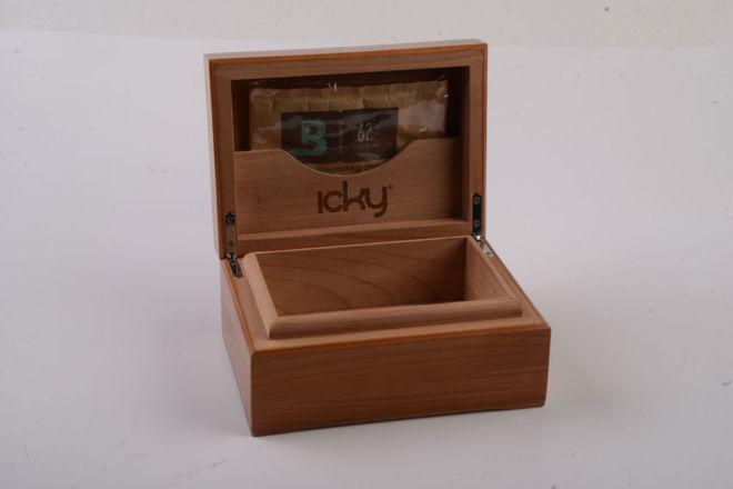 drvena kutija za duvan