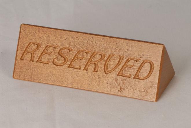 drvene rezervacije