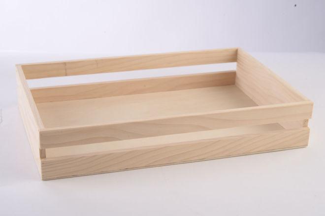 drveni sanduk za aranziranje