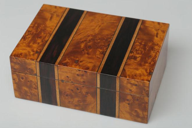 humidor drveni