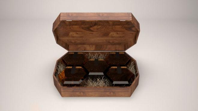 kovčeg kutija za med