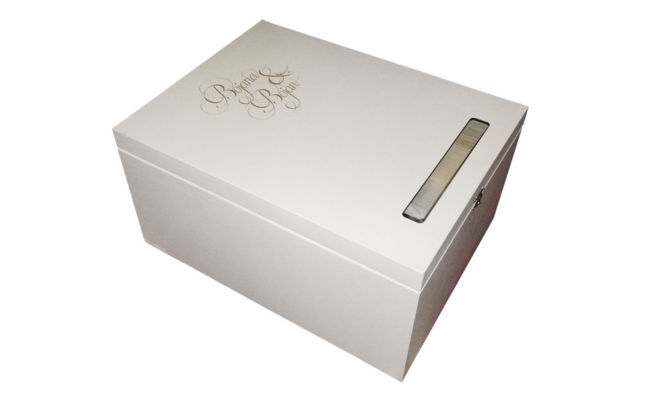 Umschlagbox