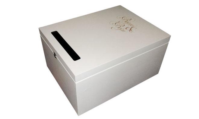 drvena kutija za koverte