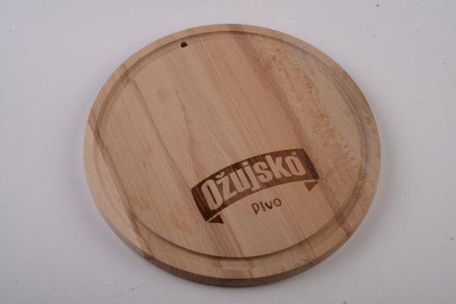 rustikales Holz
