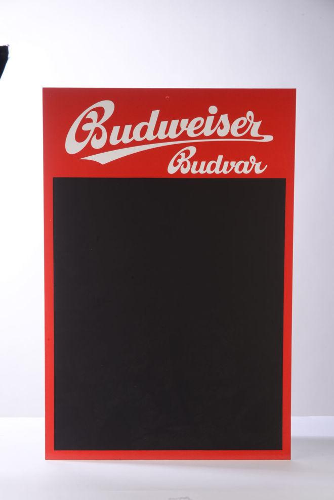 BUDWEISER CHALK BOARD