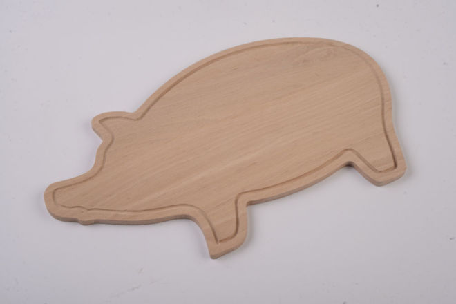 WOODEN BOARD FOR FOOD SERVICE