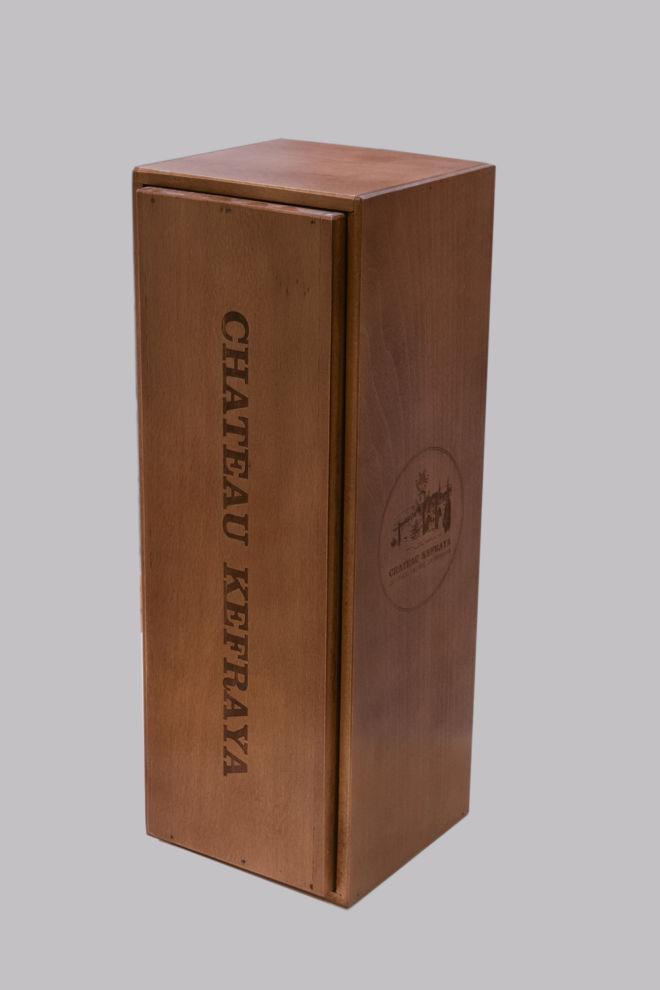 Drvena kutija fioka