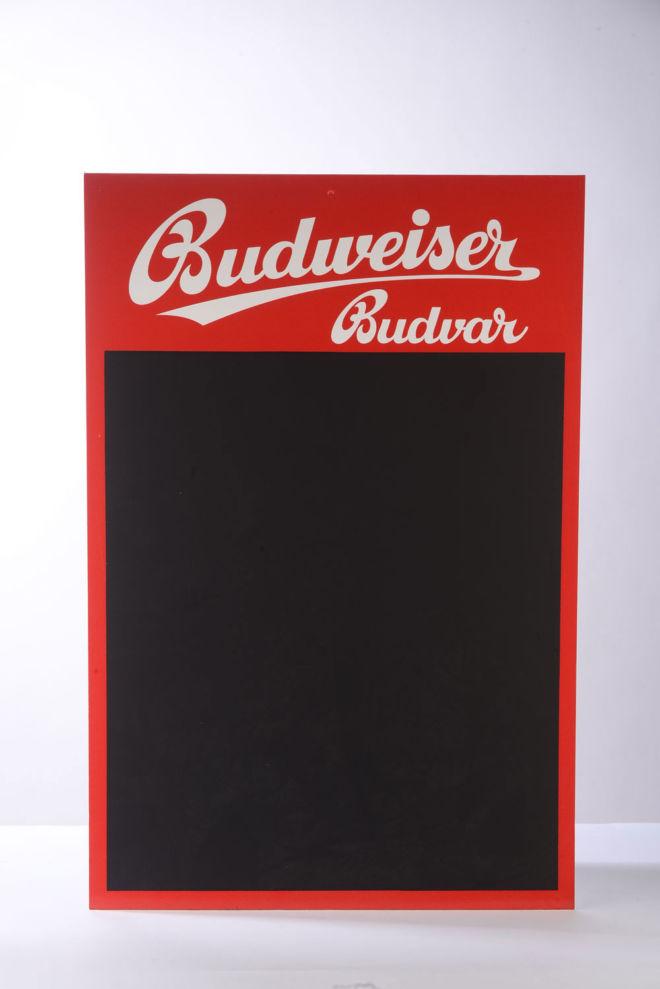 tabla za pisanje kredom budweiser