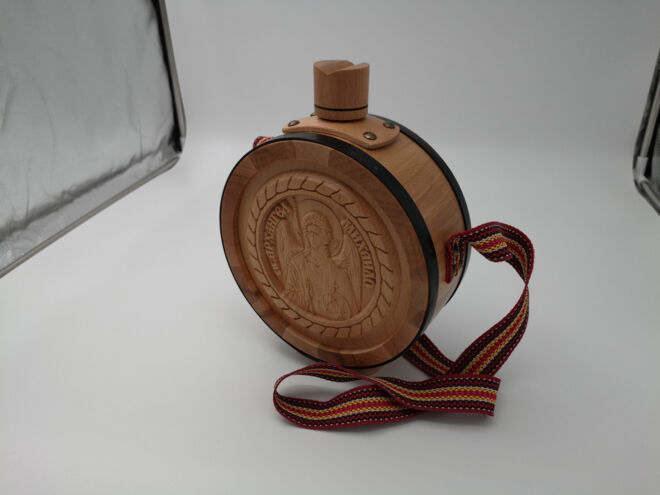 drvena buklija CNC