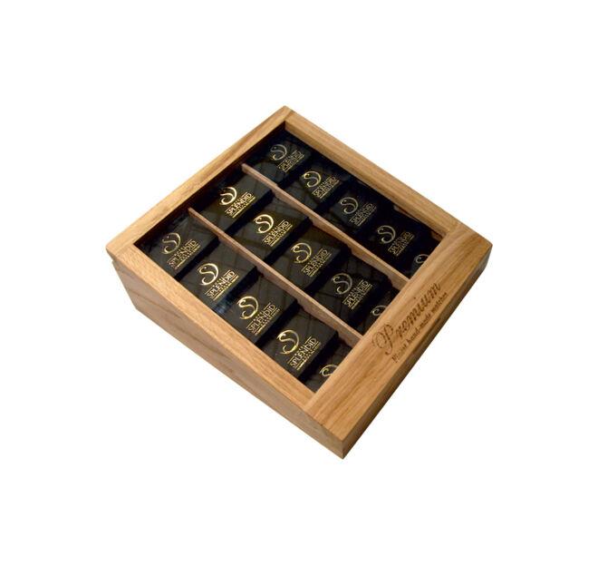 Drvena kutija za šibice