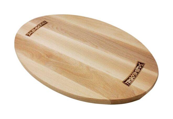 Drvena daska Zlatiborac za sečenje i posluživanje