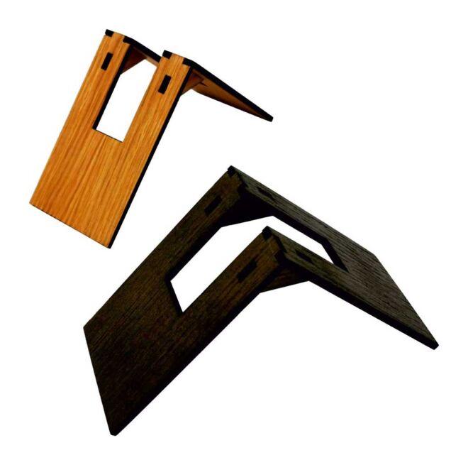 drveni držač salveta