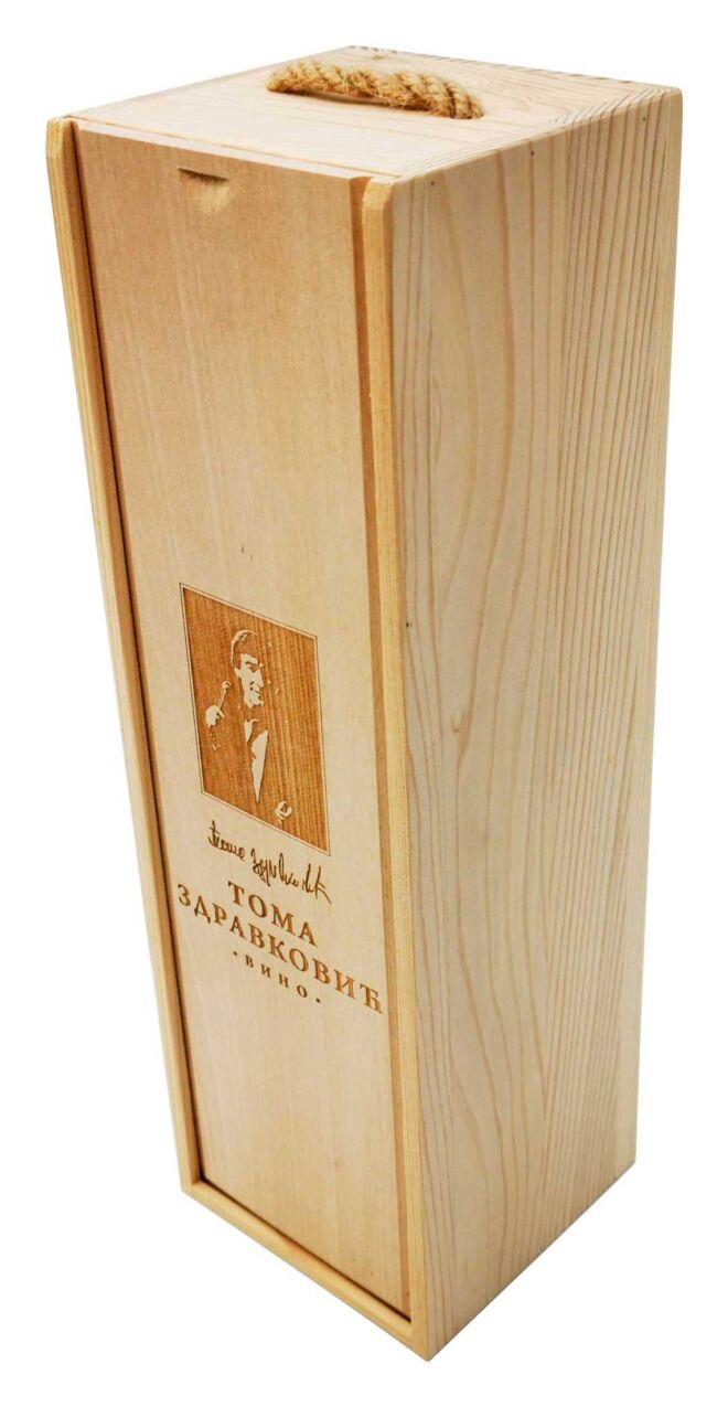 Kutija za vino Toma Zdravković
