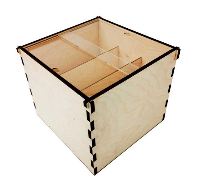transportna kutija za sirovu čokoladu
